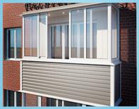 До начала остекления балкона наша бригада предлагает проверить надежность самой конструкции