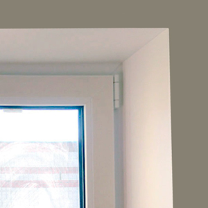 Установка откосов пластиковых «теплых» входит в стоимость установки окна