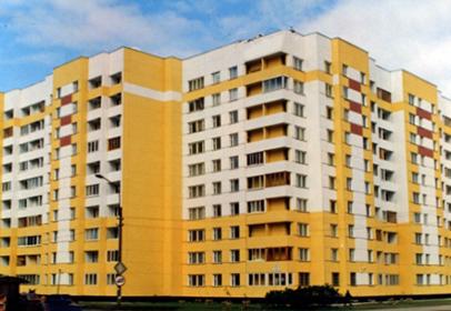 Серия домов 600.11: монтаж окон и остекление лоджий