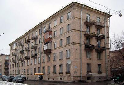 Окна рехау в дома постройки 1950х-1960х годов (Сталинки)